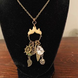 Charm Necklace by Design by Jan